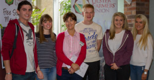 New BSc (Hons) Agricultural Year 1 students