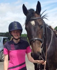 Natalie Fair - Level 3 Extended Diploma in Horse Management