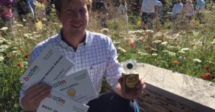 Bloom Garden Design winner at Greenmount