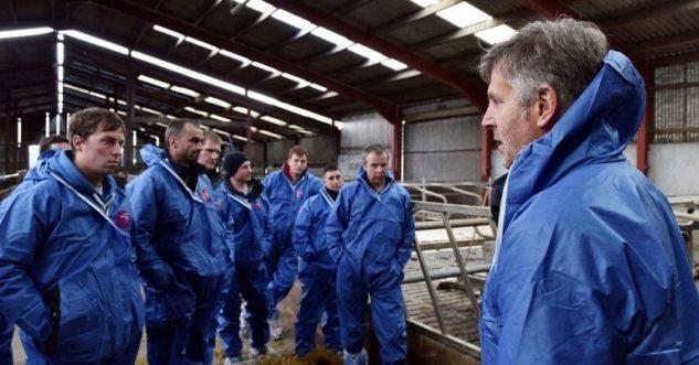 Farmer business development groups