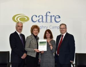 BREEAM Award for CAFRE
