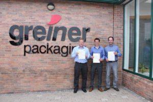 Packaging Graduates - Greiner Packaging