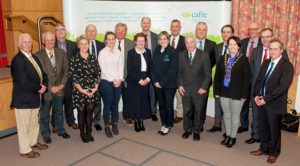 Guests who attended the recent Careers Day at CAFRE Enniskillen Campus