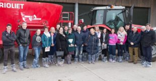 GCSE Agriculture and Land Use teachers from schools across Northern Ireland at a one day support event at Greenmount Campus