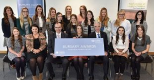 Loughry's Bursary award winners