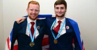 Adam Ferguson & Will Burberry Euroskills