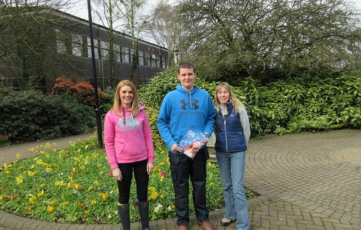 Ballyclare Secondary School Biodiversity Workshop