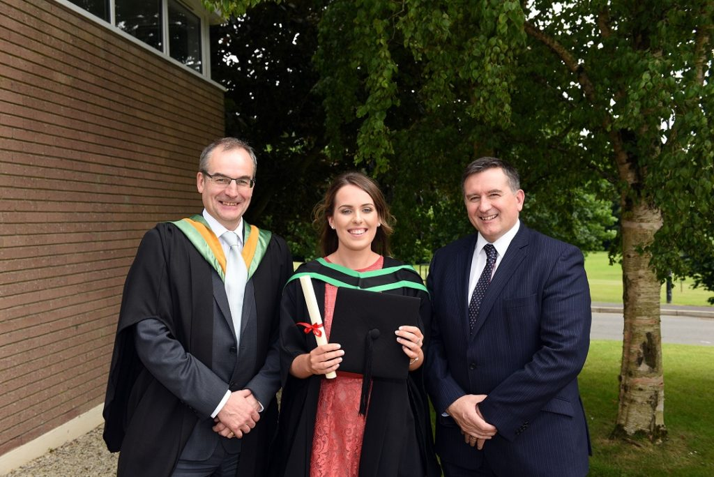 Loughry Awards Day 2017 NIFDA Prize Winner