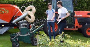 Horticulture Schools Visit