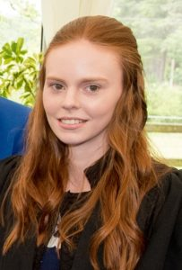 Lauren Gilchrist Level 2 Diploma in Hore Care Student