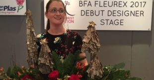 Karen Massey - Level 3 Floristry