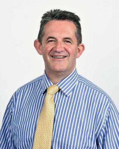 Dr Finbarr Daly