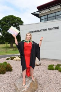 Claire Marshall - BSc (Hons) Food Business Management
