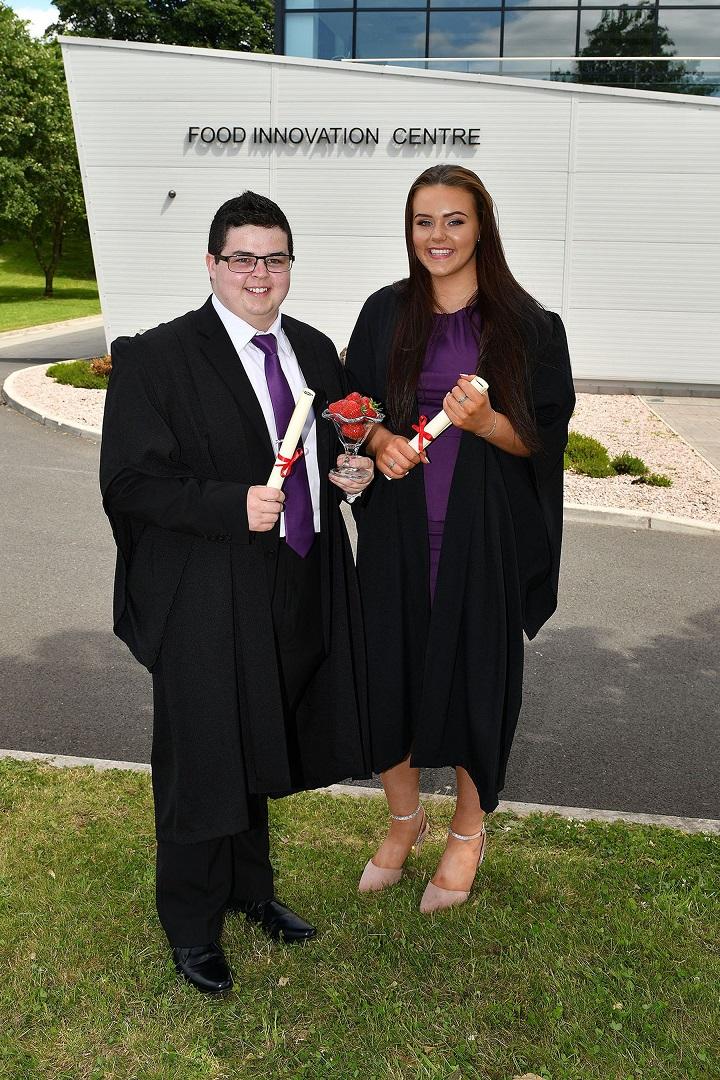 Sean McNally and Rebecca McNatt