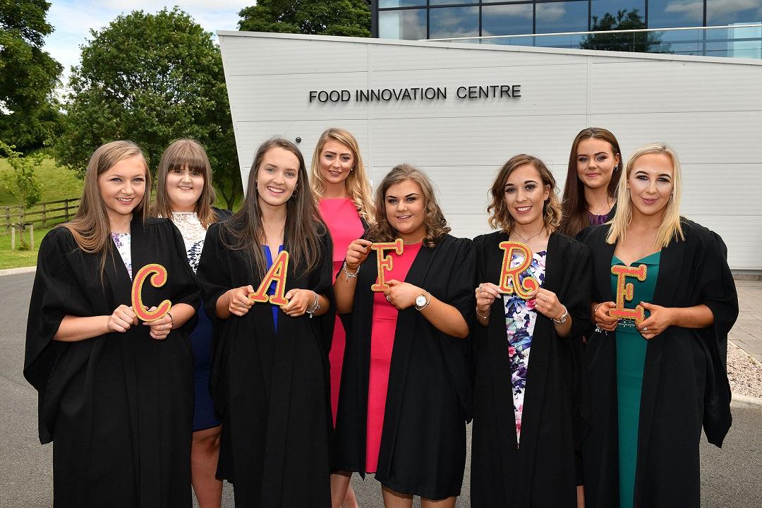 National Diploma graduates