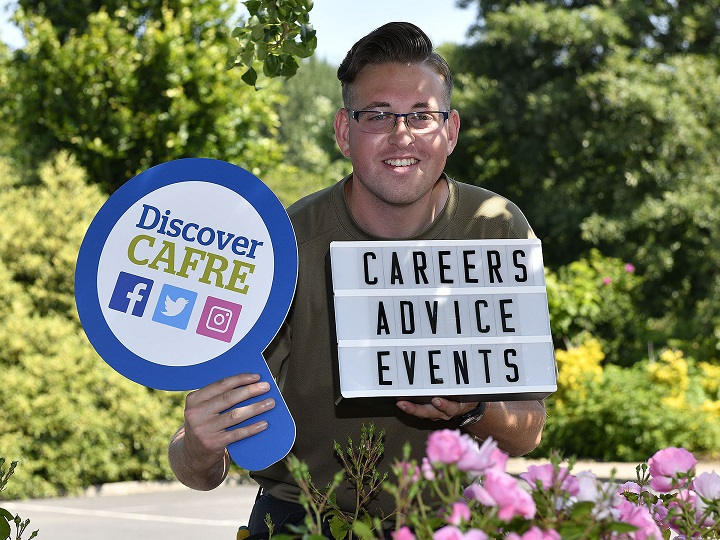 August 2018 Careers Advice Events