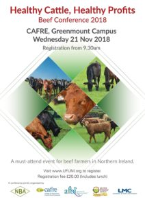 Beef Conference Poster