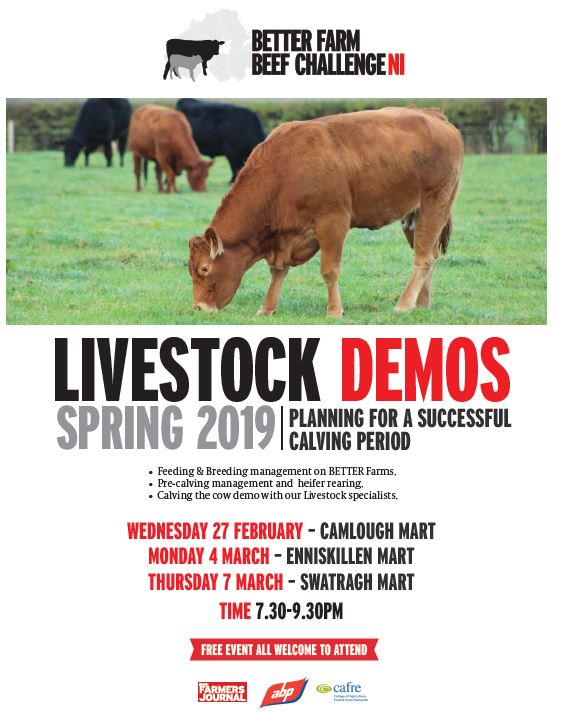 Better Farm Mart Demos Flyer