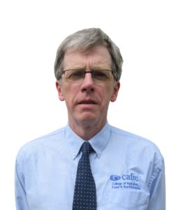 Aidan Cushnahan, Adviser at CAFRE Greenmount campus
