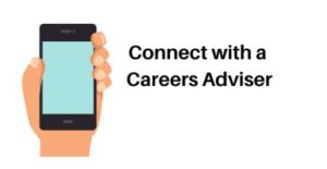 connect with a CAFRE Careers Adviser