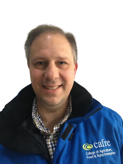 Christopher Breen, Adviser at CAFRE Greenmount Campus
