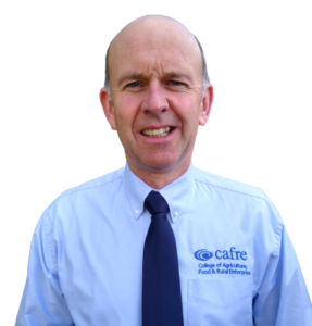 Michael Verner, Adviser at CAFRE Greenmount campus