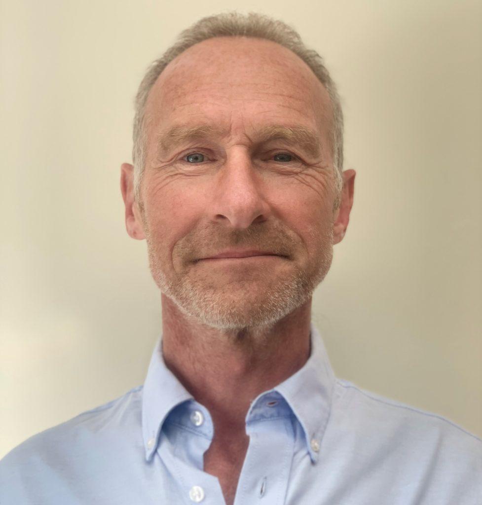 Bryan Irvine, senior technologist CAFRE, Greenmount Campus