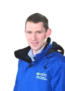 Mark Scott, Senior adviser at CAFRE Greenmount campus