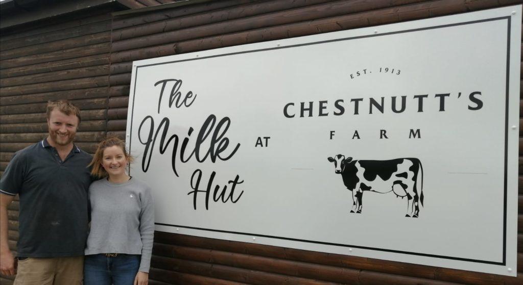 The Milk Hut